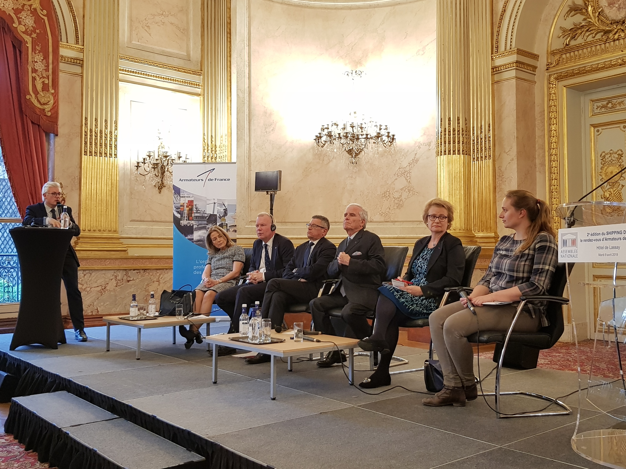 SHIPPING DAY 2019 : LES ACTIONS ENVIRONNEMENTALES DU SHIPPING
