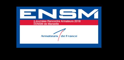JRA 2018 : Armateurs de France partenaire de l'ENSM