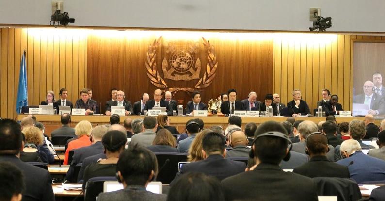MEPC 74 : la réduction des GES au cœur des débats d'un Comité bien chargé