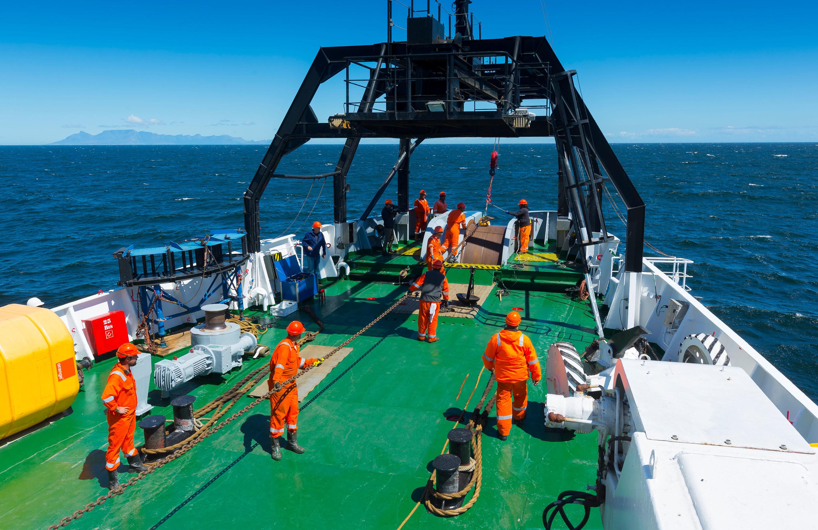 Lancement du projet « Skillsea » pour une formation maritime de haute qualité en Europe