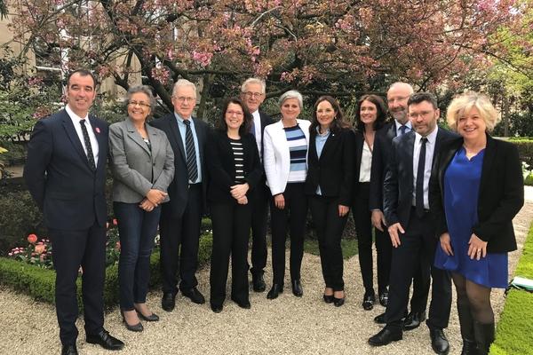 Team Maritime parlementaire: 3 questions à Sophie Panonacle, députée de Gironde