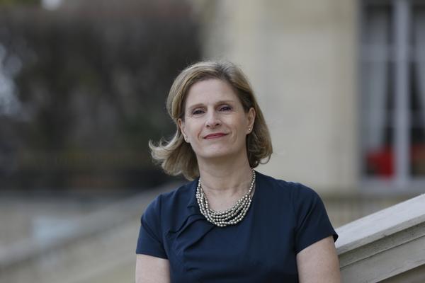 Geneviève Van Rossum, nouvelle ambassadrice de la France à l'OMI