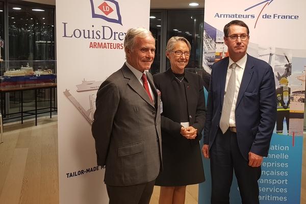 Les armateurs français se mobilisent pour la transition écologique et énergétique