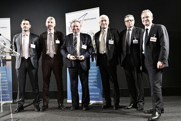 Armateurs de France : réélection du Président et remise du Trophée de la charte Bleue
