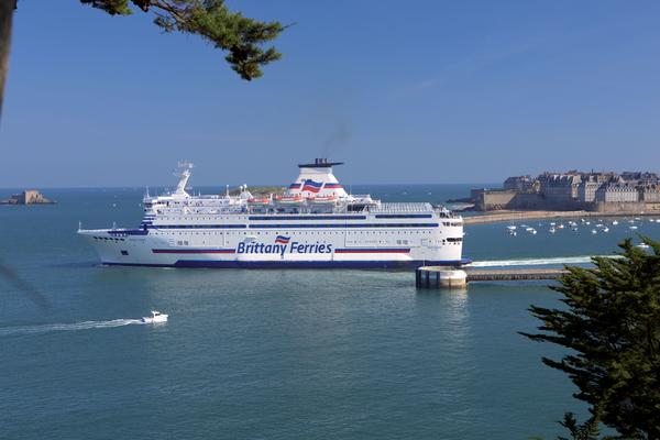 Brittany Ferries, partenaire de l'événement « La Traversée des Géants »