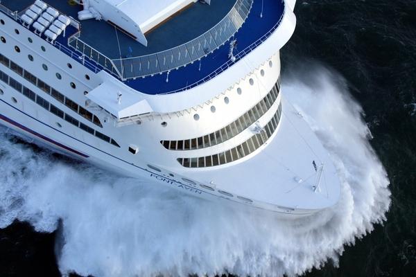 Affrètement d'un nouveau navire chez Brittany Ferries