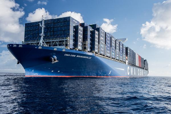 CMA CGM : pour un transport maritime à la pointe de la technologie