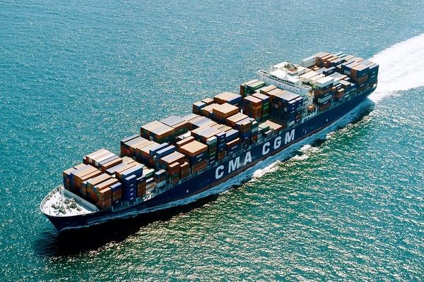 CMA CGM teste les biocarburants marins, une première mondiale