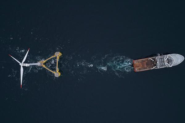 Bourbon Subsea Services : encore une éolienne offshore installée avec succès