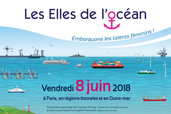 Armateurs de France soutient les Elles de l'Océan