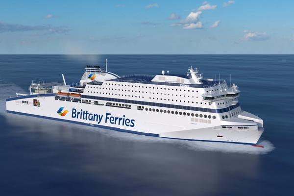 Le Honfleur : premier navire français de transport de passagers propulsé au GNL (VIDÉO)