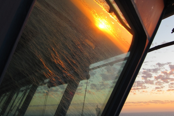 Semaine de l'emploi maritime : portrait de Nelly Grassin