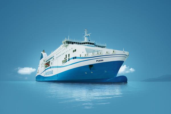 Une première mondiale dans le domaine du transport maritime !