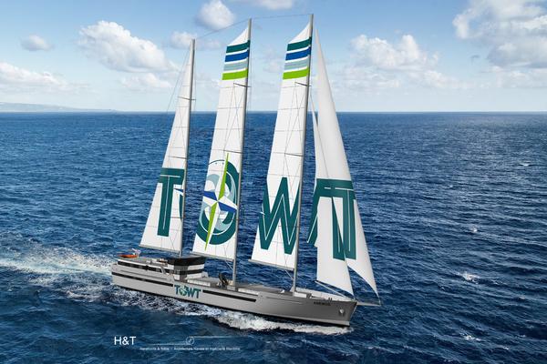 TOWT : POUR UN TRANSPORT MARITIME DÉCARBONÉ