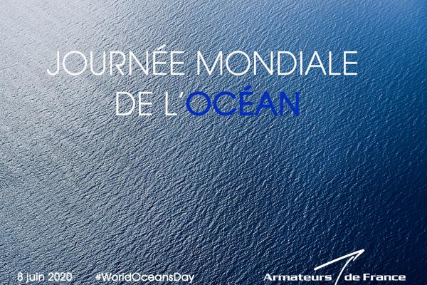 8 JUIN - JOURNEE MONDIALE DE L'OCEAN - LES ARMATEURS ENGAGES POUR SA PRESERVATION